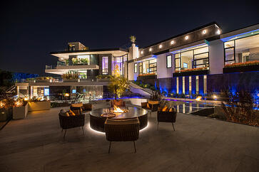 Summitridge Drive Estate, Beverly Hills