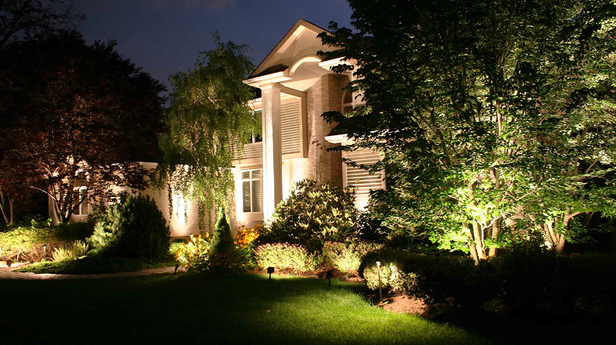 Colorbeam_Home Exterior_Hardscape & Landscape Lighting 01