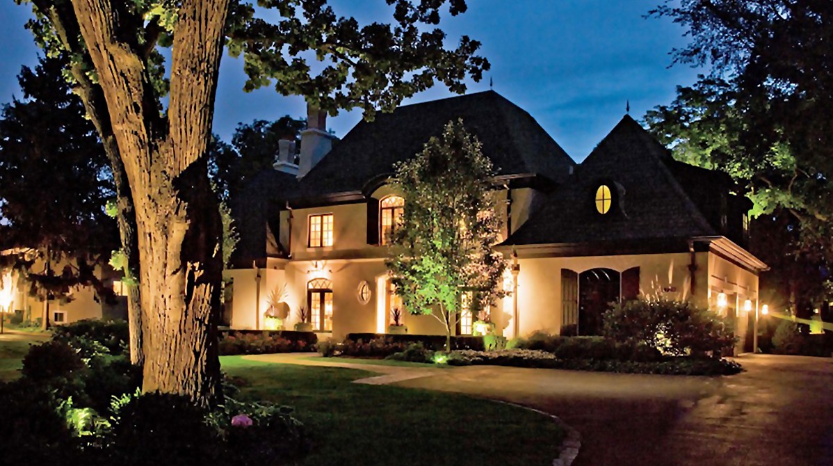 Colorbeam_Home Exterior_Hardscape & Landscape Lighting 02
