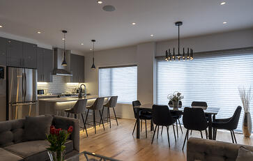 Guilia kitchen & Dining Room