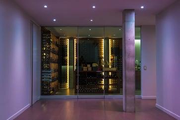 Paventi wine cellar